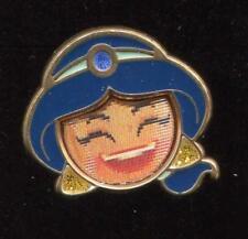 DS Lenticular Emoji Set Aladdin Jasmine Disney Pin 126289