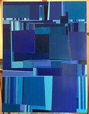 FOUGERAND.LAURENT _ Huile sur toile du 11/01/2017 _ 118cm x 89cm _ 50F