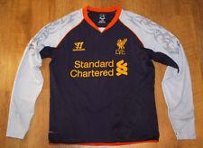 Warrior Liverpool 2012/2013 3rd camisa de mangas largas (para la altura 146 Cm)