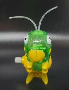 Cute Grasshopper Wind Up Toy Working