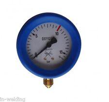 Manometer für Sauerstoff Druckminderer OR-78 bis 16 bar D = 60mm