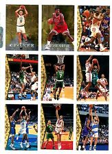 1994-95 Upper Deck SP Basketball Trading cards,Base & Inserts, $1.95 and up,NM/M