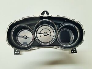 2013 - 2016 MAZDA CX-5 Speedometer Instrument Cluster Clocks OEM KD4555430