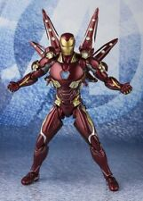 BANDAI S.H.Figuarts IRON MAN MK-50 Nano-Weapon Set ver 2. (Avengers / End Game)