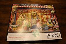 "Buffalo Games ""Antiques & Curiosities"" 2000 Piece Jigsaw Puzzle"