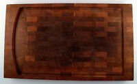 Flemming Digsmed, Denmark large cutting board in teak. 1960/70s.