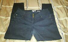 NICKI MINAJ Black stretch denim jeans size 13/14