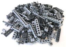 LEGO Bluish Gray TECHNIC Bricks Mixed Bulk Lot 100+ Pieces GOOD VARIETY