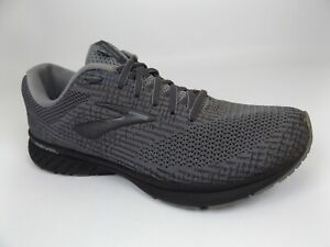 Brooks Revel 3 Men's Size 10.5 M, Gray Athletic Running Shoes Preowned,    20183
