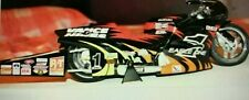Matt Hines Eagle One Motorcycle, 1/43 scale , 2000 Pro Stock . Ltd Number Made