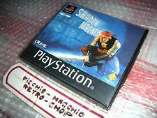 SHADOW MADNESS RPG PS1 PSX RARE RENTAL VERSION NOLEGGIO PAL VERSIONE ITALIANA!