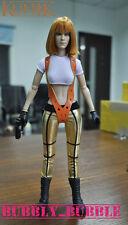 KUMIK The Fifth Element Alice 1/6 Female Figure Head Sculpt Set SHIP FROM USA