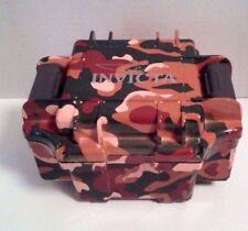 Invicta Watch Case Camo Camouflage Collector Watch Box Storage Women or Men