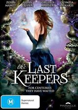 The Last Keepers   DVD   Region 4   Brand New & Sealed