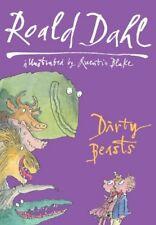 Dirty Beasts by Roald Dahl  HARDBACK NEW FREE P&P