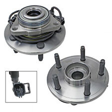 2 New Front Wheel Hub Bearing Assembly Pair/Set for 02-05 Dodge Ram 1500 4WD RWD
