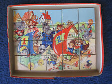 Vintage Children's My Counting Picture Puzzle 1960's Educational Math & Counting