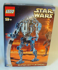 Lego® Star Wars 8012 - Super Battle Droid 379 Teile 9+ - Neu