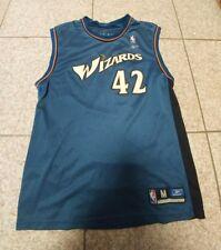 6494519b7 Reebok Washington Wizards Jerry Stackhouse Jersey size M