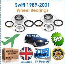 für Suzuki Swift Mk II 1.3 1.6 GTI 1989-2001 zwei 2 vorderer Radlager-Satz NEU