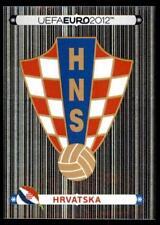 Panini Euro 2012 - Badge - Hrvatska Croatia No. 369