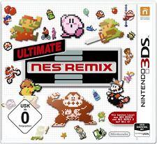 Ultimate NES Remix Nintendo 3DS NEUF + emballage d'origine