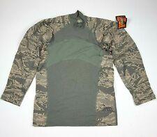 Massif Airman Battle Shirt Type II ABU USAF Air Force Camo Combat Sz Large