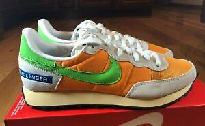 Nike Challenger OG Kumquat Green Nebula DC5214 886 Men's Size 10