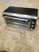 Black and decker 4 slice toaster oven