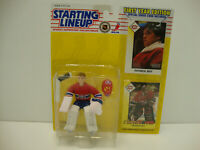 1993 NHL Starting Lineup Patrick Roy Montreal Canadiens Action Figure