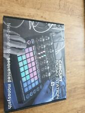 Novation Circuit Mono Station  Mint Condition