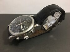 MONTBLANC Star 4810 503 GMT / DATE WRIST AUTOMATIC CHRONOGRAPH WATCH AUTHENTIC