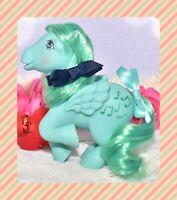 ❤️My Little Pony MLP G1 Vtg 1983 Pegasus Ponies Medley Glittery Music Notes❤️
