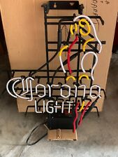 Corona Light Parrot Neon Sign