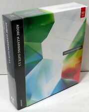 ADOBE eLEARNING SUITE 2.5 Win Photoshop CS5 Extended, Dreamweaver CS5.5, more