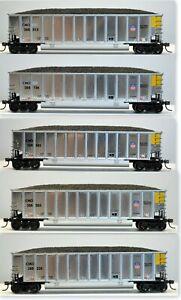 ATHEARN HO Scale UNION PACIFIC CMO BethGon Coalporter 5 Pack w/Load