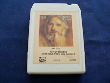 Kenny Rogers / Love Will Turn You Around / 8-Track