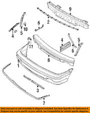 Geo GM OEM 90-92 Prizm-Bumper Trim-Molding Trim 16512159