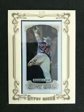 2014 Topps GYPSY QUEEN Mini Clear Framed Acetate 1/1 - WILL MIDDLEBROOKS Red Sox