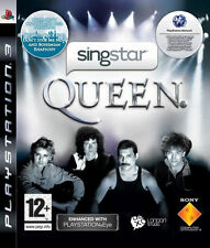 SingStar Queen (Sony PlayStation 3, 2009)