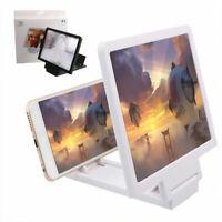 Amplificateur écran loupe téléphone portable HD pr écran pliant vidéo DE