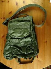 Military Case Medical Instrument and Supply Set No 16 First Aid Bag Nylon CLS