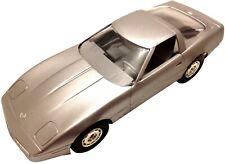 ERTL 1984 Corvette, Silver, Promo Model MINT