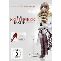 THE SEPTEMBER ISSUE DVD DOKUMENTATION NEU