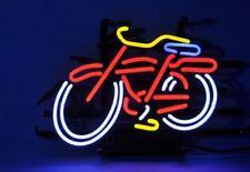"""New Belgium Fat Tire Bicycle Bike Beer Lamp Neon Sign 14"""""""