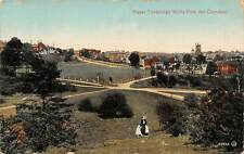 England Royal Tunbridge Wells from the Common 1909
