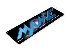 MAME Arcade Sign, Classic Arcade Game Marquee, Game Room Tin Sign A484