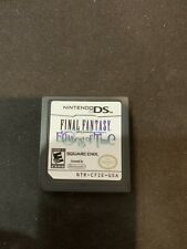 Final Fantasy Crystal Chronicles: Echoes of Time Nintendo Ds cartridge only