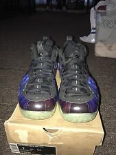 Nike Air Foamposite One Nrg Galaxy Size 7 RARE