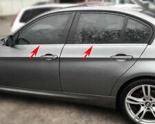 Molduras de ventana cromo para BMW Serie 3 E90 Año 2005-2011 listones cromados